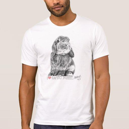 I Love Rambo Tee Shirts