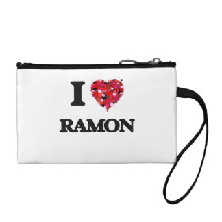 I Love Ramon Coin Wallets