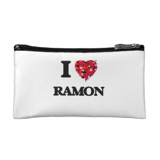 I Love Ramon Cosmetics Bags