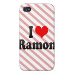 I love Ramon Cases For iPhone 4