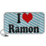 I love Ramon Speaker System