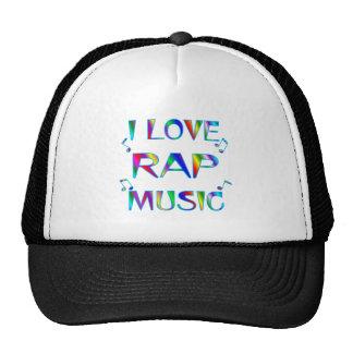 I Love Rap Cap