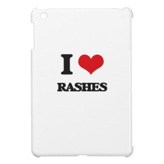 I Love Rashes Cover For The iPad Mini