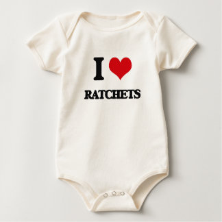 I love Ratchets Rompers
