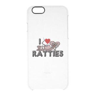 I Love Ratties iPhone 6 Plus Case