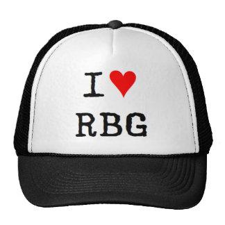 i love rbg cap