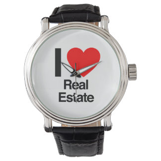 i love real estate watch