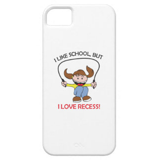 I LOVE RECESS BARELY THERE iPhone 5 CASE