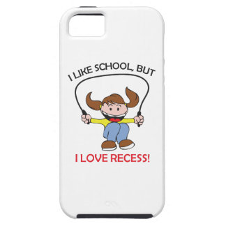 I LOVE RECESS iPhone 5 COVERS