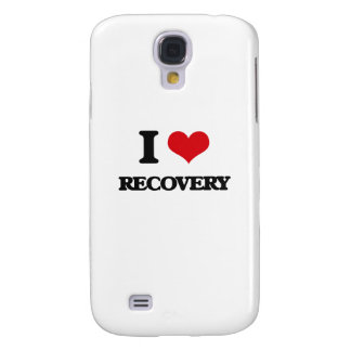 I Love Recovery Galaxy S4 Case