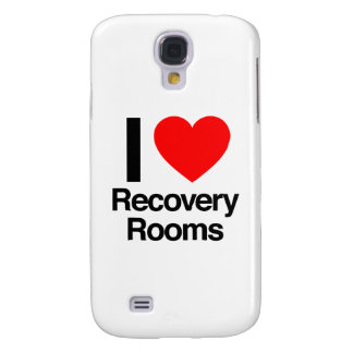 i love recovery rooms galaxy s4 case