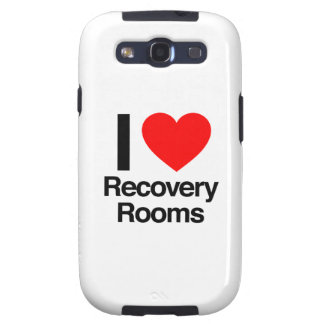 i love recovery rooms samsung galaxy s3 cases