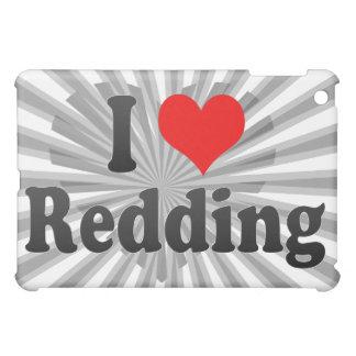 I Love Redding United States iPad Mini Cases