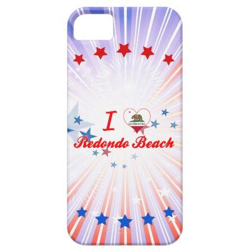 I Love Redondo Beach, California Case For iPhone 5/5S