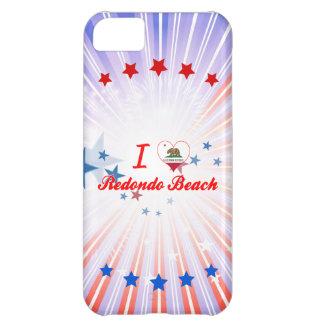 I Love Redondo Beach California iPhone 5C Cover