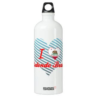 I Love Redondo Beach, California SIGG Traveler 1.0L Water Bottle