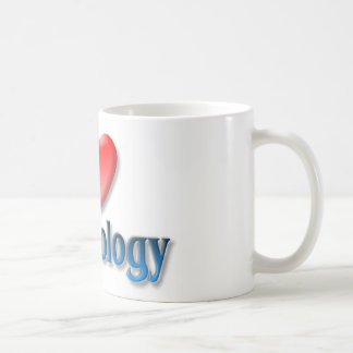 I Love Reflexology Mug