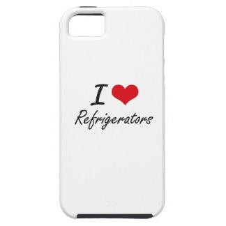I Love Refrigerators iPhone 5 Case