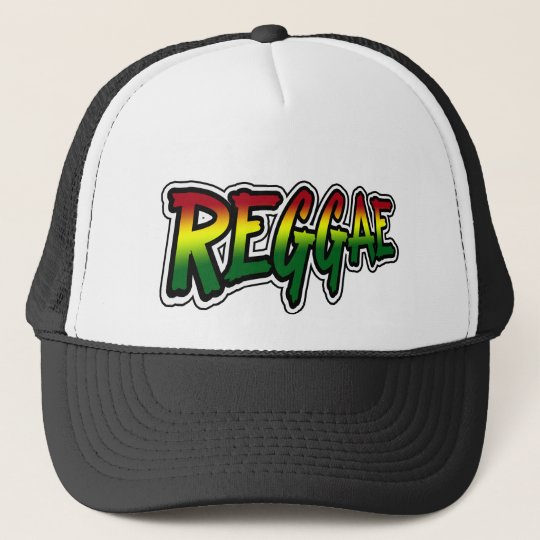 I love REGGAE hat
