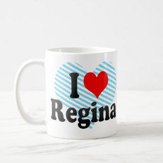 I love Regina Mug