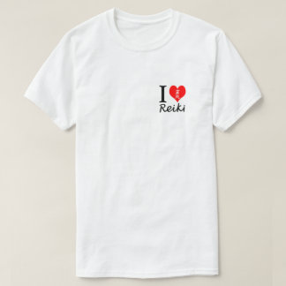 I LOVE REIKI LOGO T-Shirt