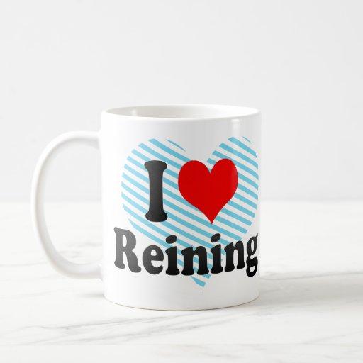 I love Reining Mug