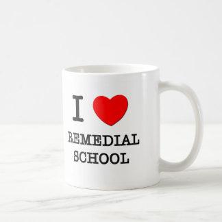 I Love Remedial School Mugs