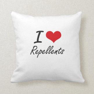 I Love Repellents Cushions