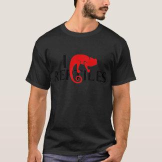 I Love Reptiles T-Shirt