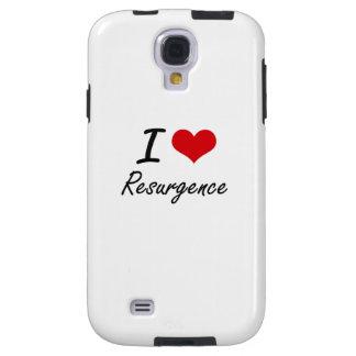 I Love Resurgence Galaxy S4 Case