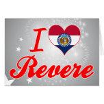 I Love Revere, Missouri Card