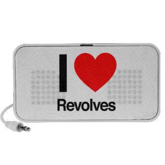 i love revolves PC speakers