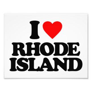 I LOVE RHODE ISLAND PHOTO