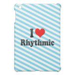 I love Rhythmic iPad Mini Covers