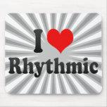 I love Rhythmic Mouse Pad