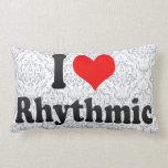 I love Rhythmic Pillow