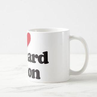 I Love Richard Nixon Basic White Mug