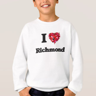 I love Richmond Virginia Sweatshirt