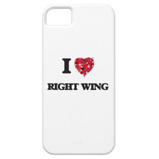 I love Right Wing iPhone 5 Cases