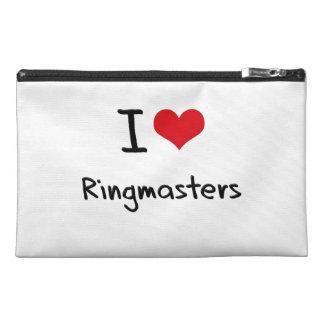 I love Ringmasters Travel Accessories Bag