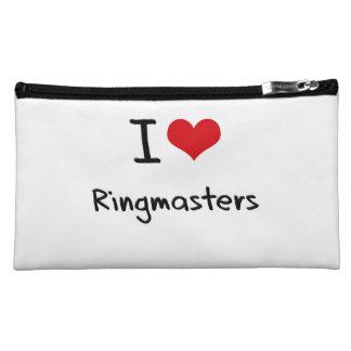I love Ringmasters Makeup Bags