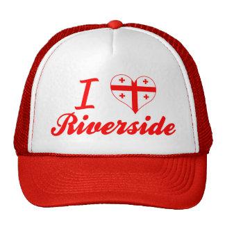 I Love Riverside, Georgia Cap