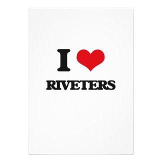 I love Riveters Custom Invitations
