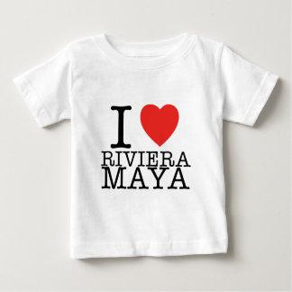 I love Riviera Maya Baby T-Shirt