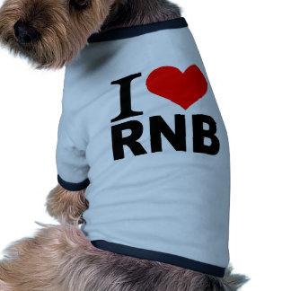 I love RnB Doggie Tee