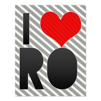 I Love RO Announcements
