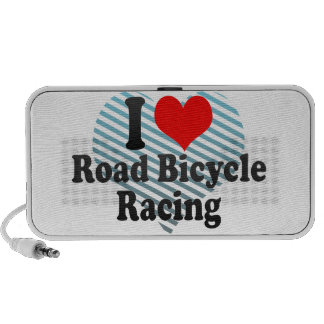 I love Road Bicycle Racing Speaker System