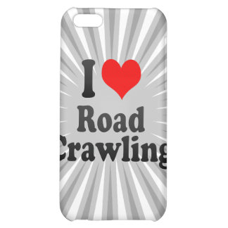 I love Road Crawling Case For iPhone 5C