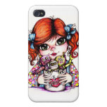 I Love Robots iPhone 4/4S Cases