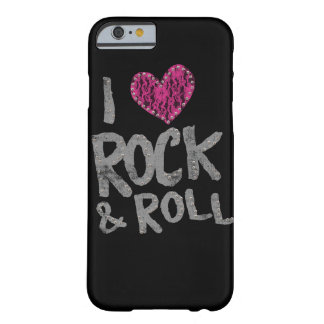 I Love Rock and Roll iphone 6 Case